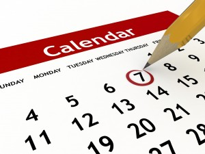 Click The Calendar To View Upcoming Appearances